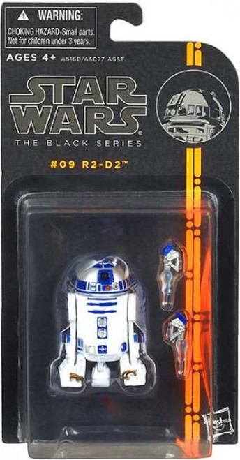 Star Wars Attack of the Clones Black Series Wave 2 R2-D2 Action Figure #09