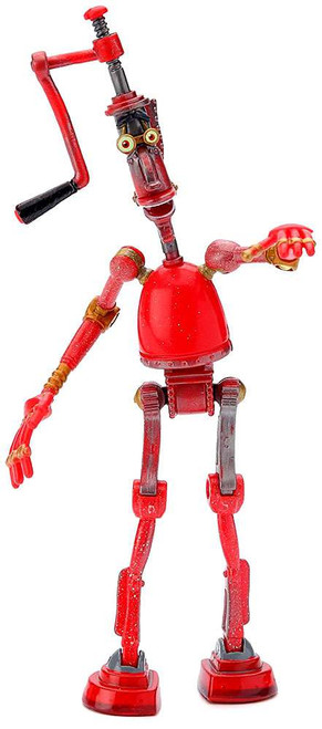 Robots Fender Action Figure