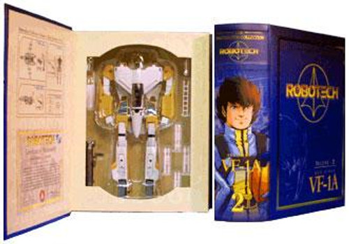 Robotech Macross Masterpiece Collection Volume 2 VF-1A Ben Dixon Action Figure