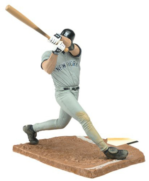 McFarlane Toys MLB New York Yankees Sports Picks Series 3 Jason Giambi Action Figure [Gray Jersey]