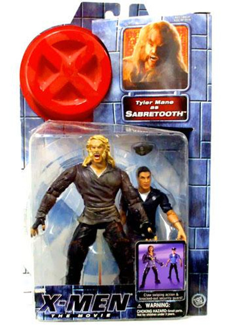 X-Men The Movie Tyler Mane as Sabretooth Action Figure