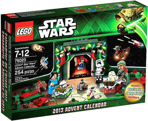 LEGO Star Wars 2013 Advent Calendar Set #75023
