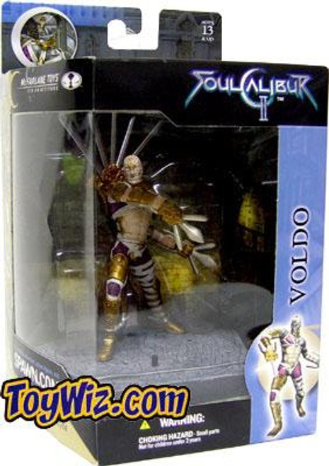 McFarlane Toys Soul Calibur II Voldo Action Figure