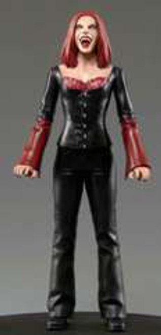"Buffy The Vampire Slayer Series 5 Willow Exclusive Action Figure [""The Wish"", Vampire]"