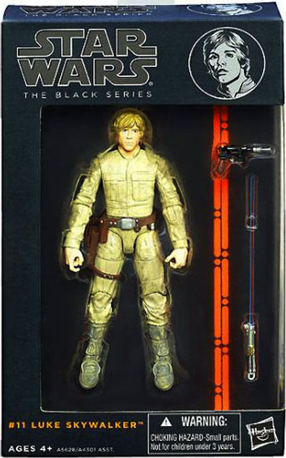 Star Wars The Empire Strikes Back Black Series Wave 3 Luke Skywalker Action Figure #11 [Bespin]