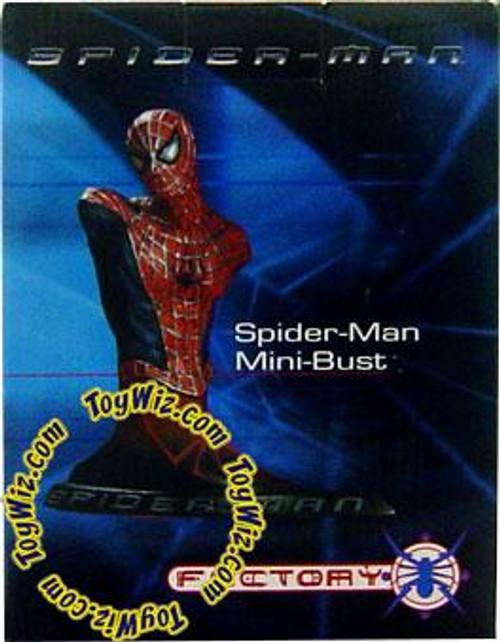 Spider-Man Movie Factory X Spider-Man 6-Inch Mini Bust