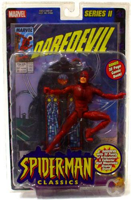 Spider-Man Classics Series II Daredevil Action Figure