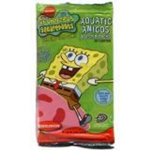Spongebob Squarepants Trading Card Game Deep Sea Duel Aquatic Amigos Booster Pack
