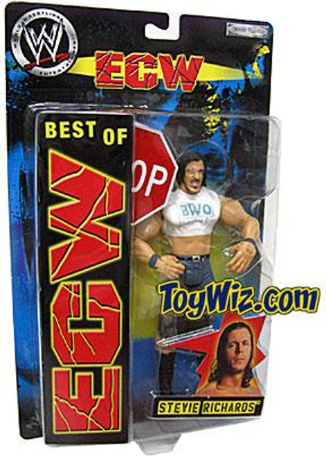 WWE Wrestling Best of ECW Stevie Richards Action Figure