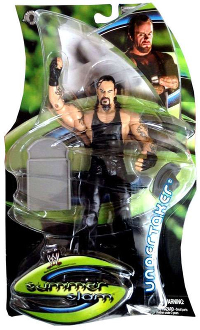 WWE Wrestling Summer Slam Undertaker Action Figure