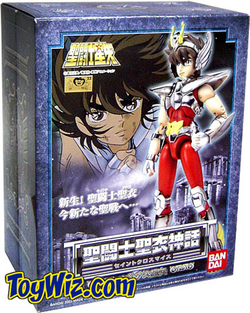 Saint Seiya Pegasus Seiya Action Figure [Blue]