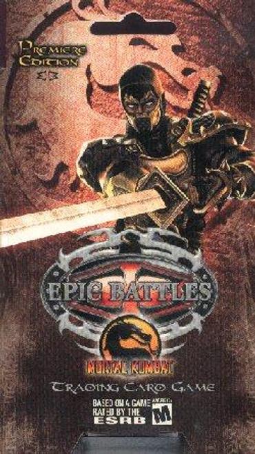 Epic Battles Mortal Kombat 2-Player Starter Set