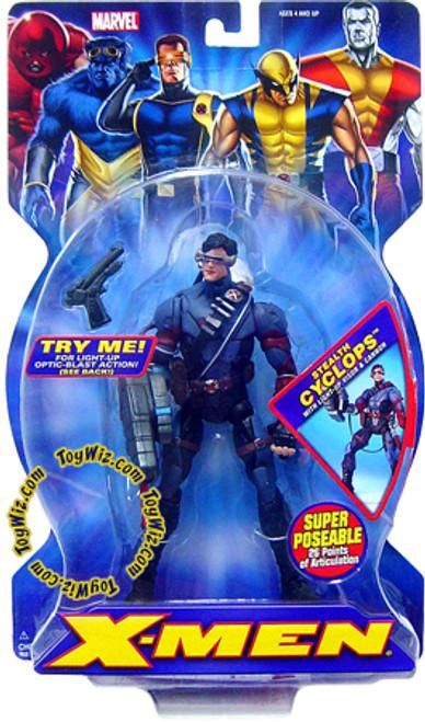 Marvel X-Men Stealth Cyclops Action Figure
