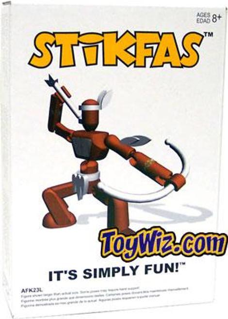Stikfas G2 Alpha Male Indian Action Figure Kit