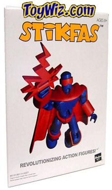 Stikfas G2 Omega Male Super Hero Action Figure Kit