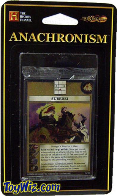 Anachronism Mongol Subedei Warrior Pack