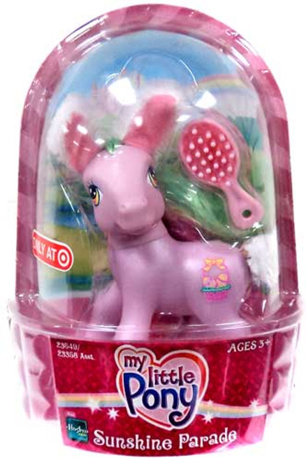 My Little Pony Classic Exclusives Sunshine Parade Exclusive Figure