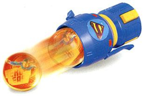 Superman Returns Ball Launcher Keychain