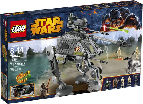 LEGO Star Wars Revenge of the Sith AT-AP Set #75043