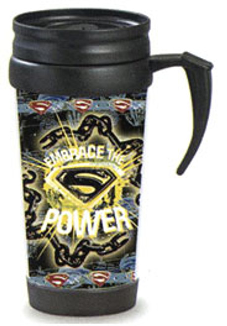 Superman Returns Travel Tumbler