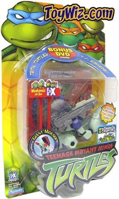 Teenage Mutant Ninja Turtles 2003 Giant Mouser Action Figure