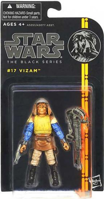 Star Wars Return of the Jedi Black Series Wave 3 Vizam Action Figure #17