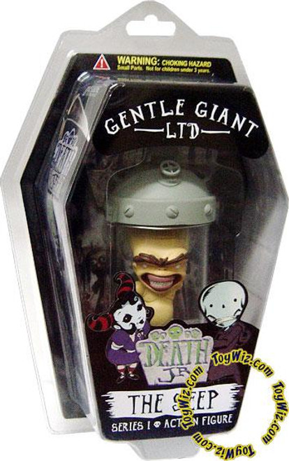 Death Jr. Series 1 The Seep Action Figure