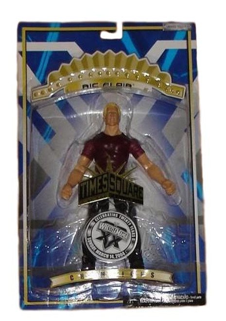 WWE Wrestling Wrestlemania 20 Champions Ric Flair Exclusive Action Figure