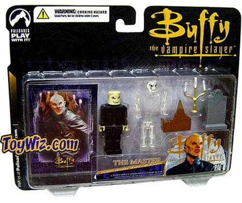 Buffy The Vampire Slayer PALz Series 1 The Master Mini Figure