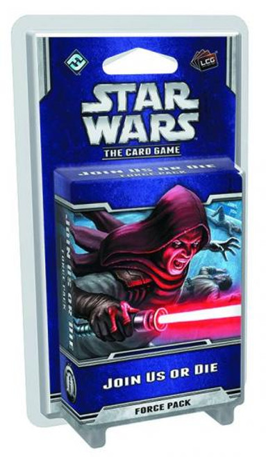 Star Wars The Card Game Join Us Or Die Force Pack