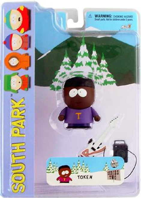 South Park Series 2 Token Action Figure