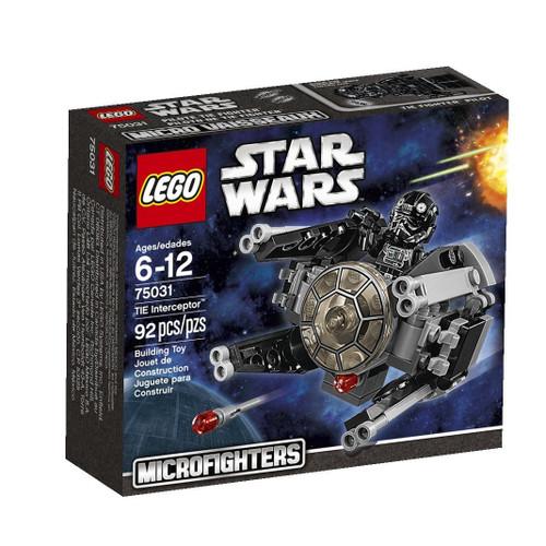 LEGO Star Wars Return of the Jedi Microfighters TIE Interceptor Set #75031