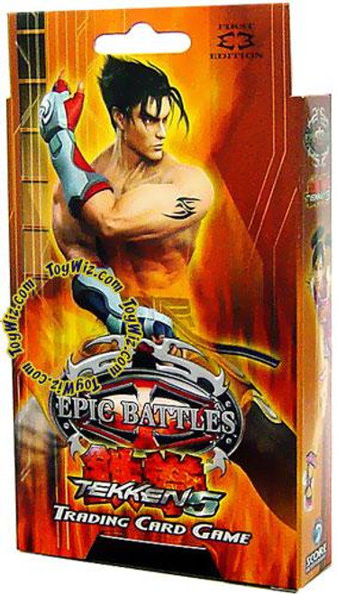 Epic Battles Tekken 5 Jin Starter Deck