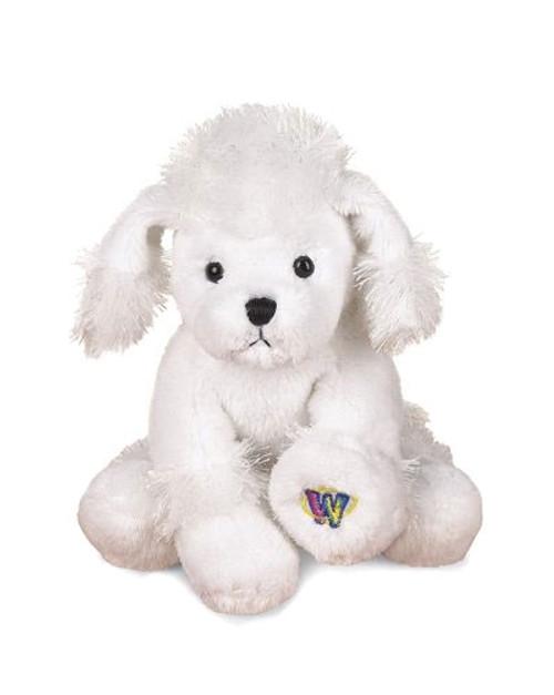 Webkinz Lil' Kinz White Poodle Plush