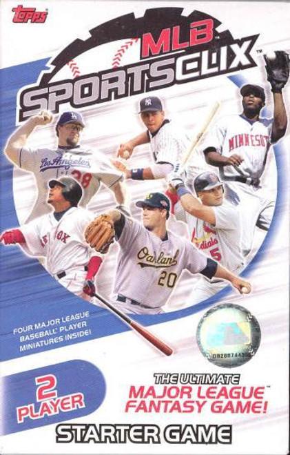 2005 MLB SportsClix 2-Player Starter Game