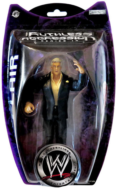 WWE Wrestling Ruthless Aggression Series 14 Ric Flair Action Figure