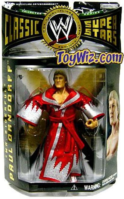 WWE Wrestling Classic Superstars Series 5 Mr. Wonderful Paul Orndorff Action Figure