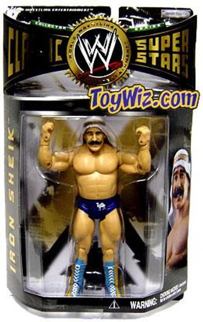 WWE Wrestling Classic Superstars Series 5 Iron Sheik Action Figure