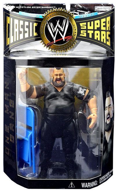 WWE Wrestling Classic Superstars Series 6 One Man Gang Action Figure