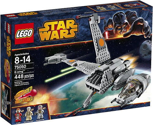 LEGO Star Wars Return of the Jedi B-Wing Set #75050