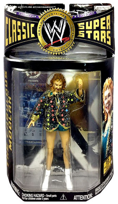 WWE Wrestling Classic Superstars Series 11 Fabulous Moolah Action Figure