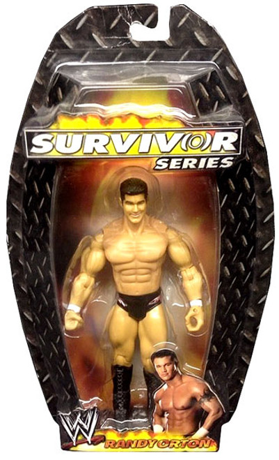 WWE Wrestling Survivor Series 2006 Randy Orton Action Figure