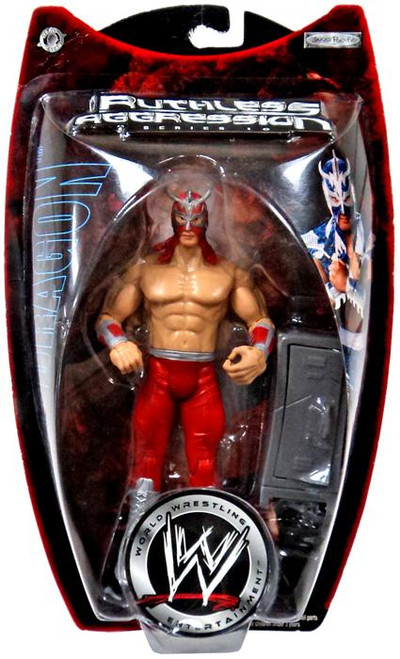 WWE Wrestling Ruthless Aggression Series 10 Ultimo Dragon Action Figure