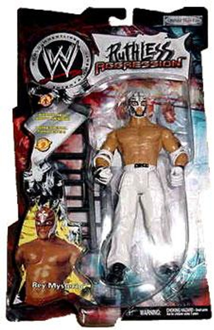 WWE Wrestling Ruthless Aggression Series 1 Rey Mysterio Action Figure