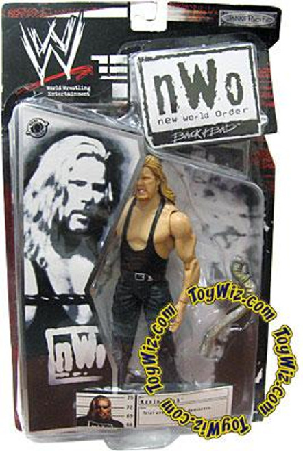 WWE Wrestling NWO Back & Bad Kevin Nash Action Figure