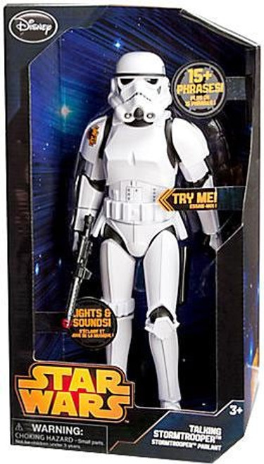Disney Star Wars A New Hope Stormtrooper Exclusive Action Figure [Talking]