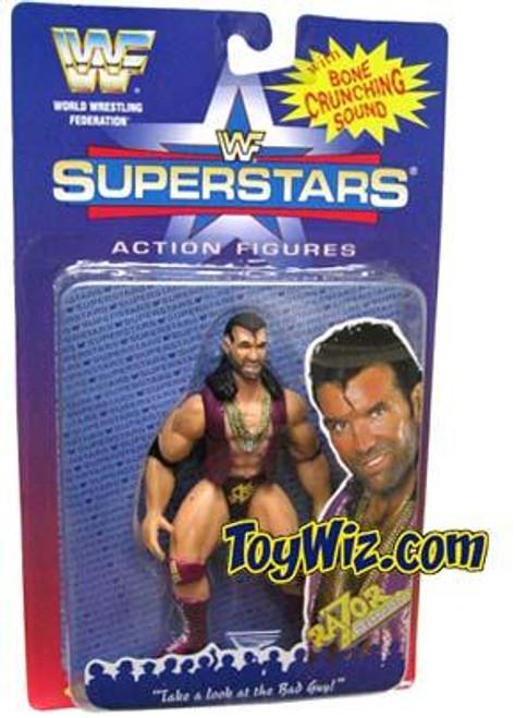 WWE Wrestling WWF Superstars Razor Ramon Action Figure