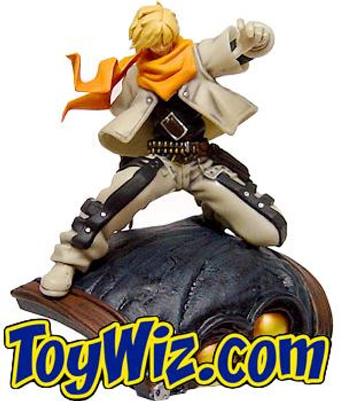 Trigun Maximum Story Image Figure Zazei the Beast PVC Figure