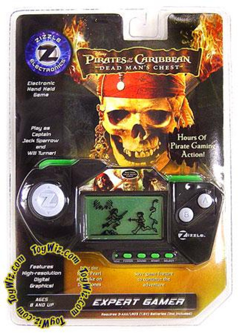Pirates of the Caribbean Dead Man's Chest Hand Held Game Expert Gamer