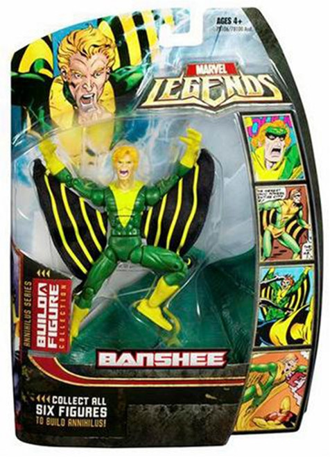 Marvel Legends Series 16 Annihilus Banshee Action Figure